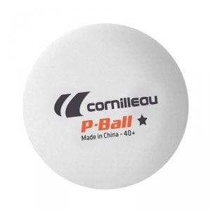 CORNILLEAU PIŁECZKI P-BALL BIAŁE 72 SZT.