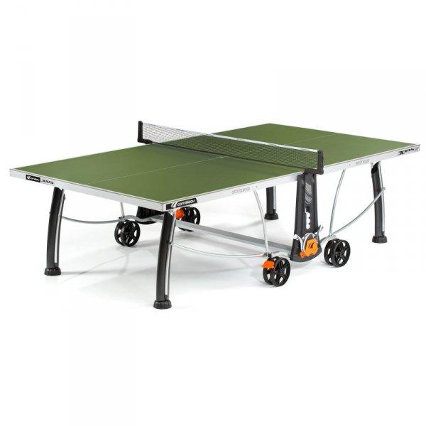 Stół tenisowy SPORT 300S CROSSOVER OUTDOOR Zielony