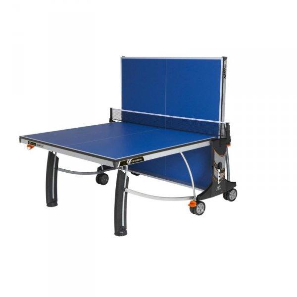 Stół tenisowy PERFORMANCE 500 INDOOR Niebieski