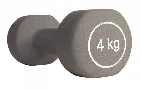 HANTEL NEOPRENOWY 4 KG REGF-11054DG