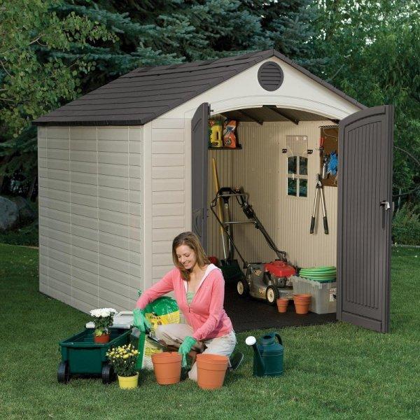 Szopa ogrodowa 244x305cm 6405