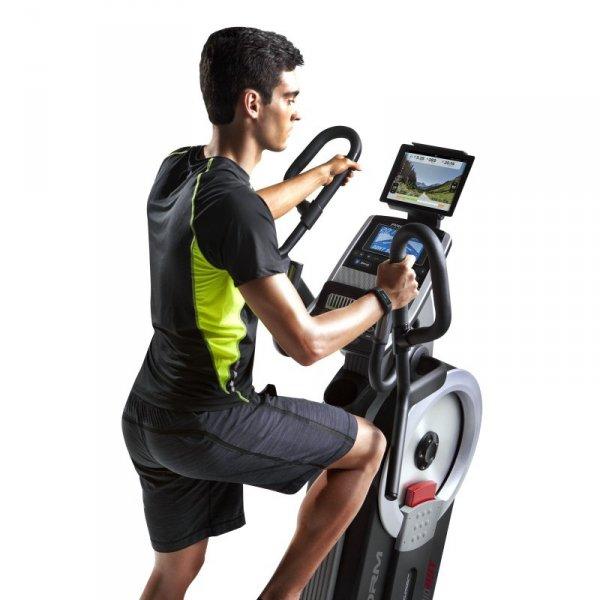 Orbitrek+Stepper HIIT Trainer Proform