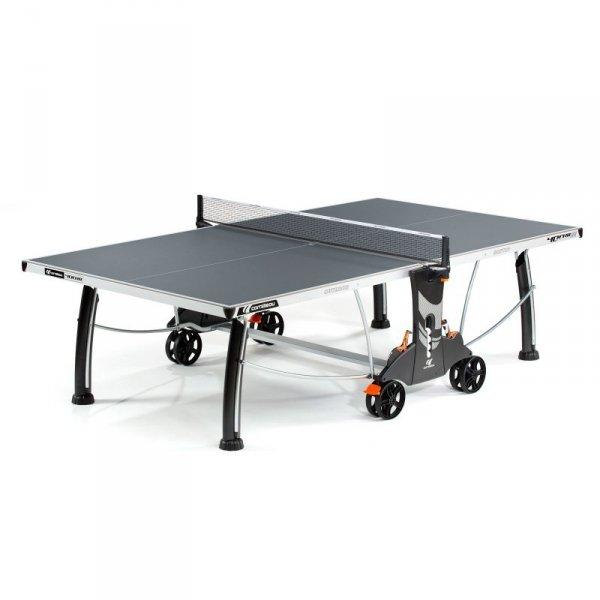 Stół tenisowy PERFORMANCE 400M CROSSOVER OUTDOOR Szary