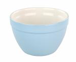 Miska ceramiczna RETRO 0.6 L - niebieska Tala
