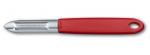 Obieraczka uniwersalna, ząbkowane ostrze czerwona Victorinox 7.6077.1