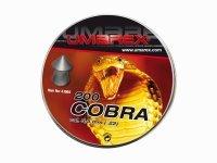 Śrut Umarex Cobra Pointed Ribbed 5.5 mm 200 szt.