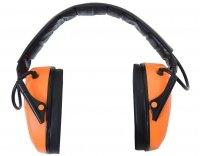 Elektroniczne ochronniki słuchu Gamo - pomarańczowe (6212463)