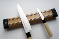 Listwa magnet. 360mm Bambusowa Bisbell