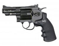 Rewolwer GNB ASG Dan Wesson 2,5 Black - low power version (17505)