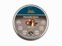 Śrut Diabolo H&N Baracuda Power 4.5 mm 300 szt.