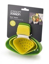 Joseph Joseph  3-częściowy zestaw do gotowania na parze Nest