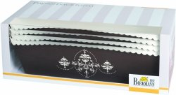 Keksówki papierowe CAFE DE FLORE duże - 4 szt Birkmann