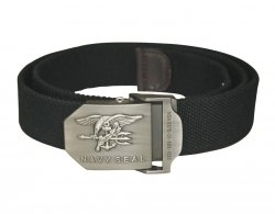 Pasek Texar do spodni Navy Seal Black