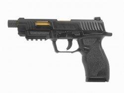 Pistolet Umarex SA10 metalowy zamek 4,5 mm CO2