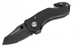 Nóż Magnum Black Rescue