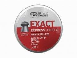 Śrut Diabolo JSB EXACT EXPRESS 4,52 mm  1op=500sz