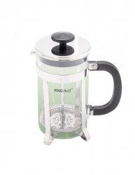 Kinghoff Zaparzacz do kawy z dociskiem 350 ml KH-4836