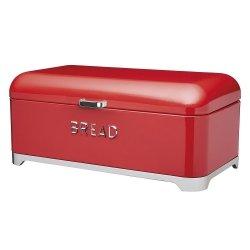 Pojemnik na pieczywo LOVELLO - czerwony / Kitchen Craft