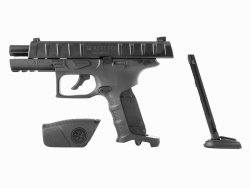 Pistolet Beretta APX metalowy zamek 4,5 mm CO2 czarny