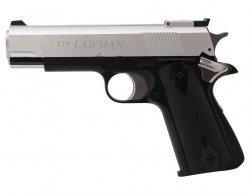Pistolet ASG GG STI Lawman Black/Silver (14769)