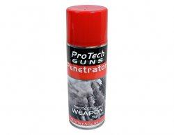 Olejek do czyszczenia - penetrator ProTechGuns z MoS2 400 ml (G08)