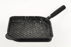 Granit Patelnia Grill 28x28cm G060kk