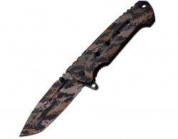 Nóż składany Master Cutlery Tac-Force Speedster Tanto Camo (TF-921TD)
