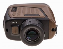 Dalmierz Bushnell Elite 1 Mile Conx Brown Bluetooth 7x26 (202540)