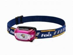 Latarka diodowa Fenix HL15 - czołówka (różowa)