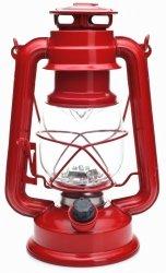 Lampa kempingowa Mactronic Falcon Eye Retro, czerwona