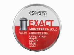 Śrut Diabolo JSB EXACT 4,52 mm MONSTER