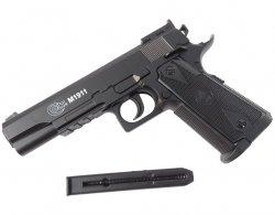 Pistolet ASG GNB CO2 Cybergun Colt 1911 (180306)