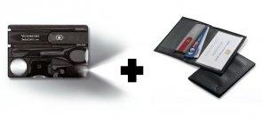 Victorinox SwissCard Lite 0.7333.T3 + ETUI