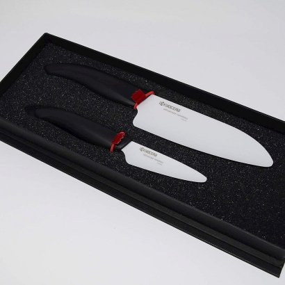 Kyocera Zestaw 2 noży Gen, gift box