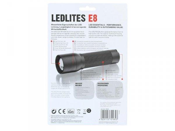 Latarka LEDLITES E8