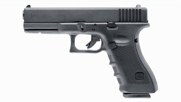 Pistolet ASG Glock 17 gen 4 6 mm
