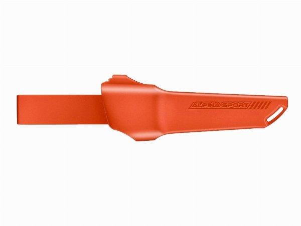 Nóż Alpina Sport ancho orange