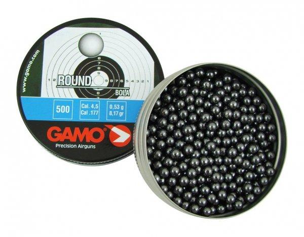 Śrut Gamo Round 4,5 mm 250 szt. (6320324)