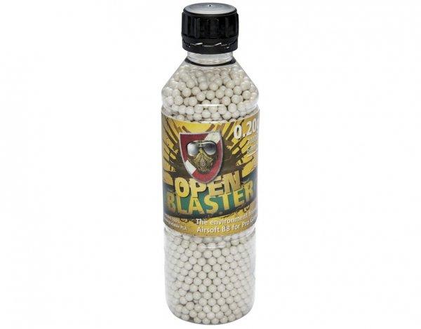 Kulki biodegradowalne ASG Open Blaster 0,20g 3000szt. (17290)