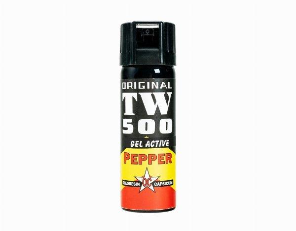 Gaz pieprzowy TW 500 63 ml - strumień (1413.1 63ML)