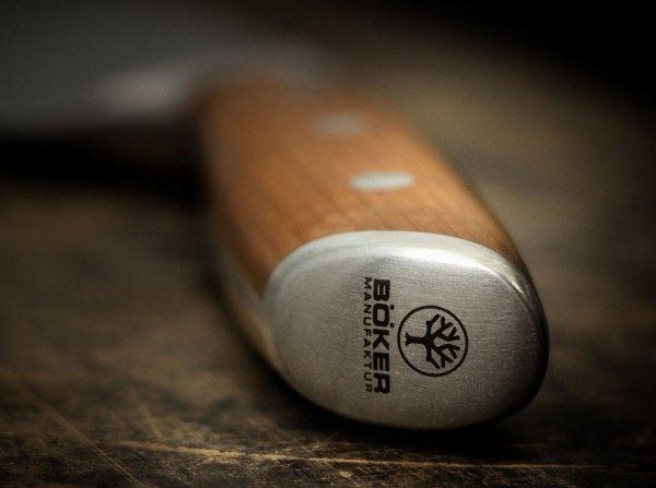 Nóż Szefa Boker Forge Wood