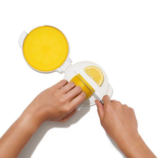 Osłonka silikonowa do cytryny / OXO