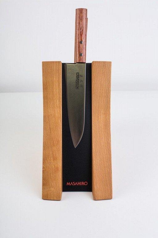 Zestaw Masahiro z blokiem na noże MSH_SAN_B