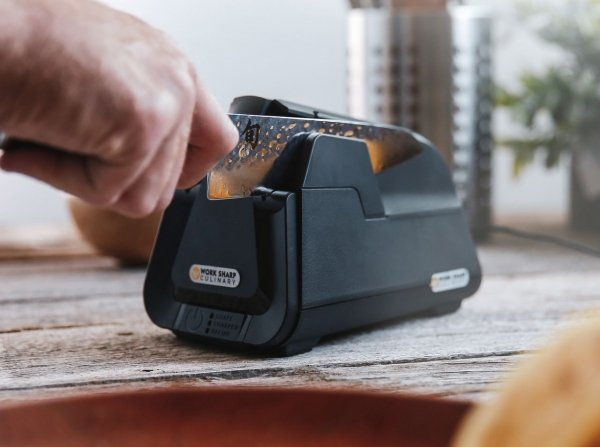 Ostrzałka elektryczna Work Sharp Culinary E4