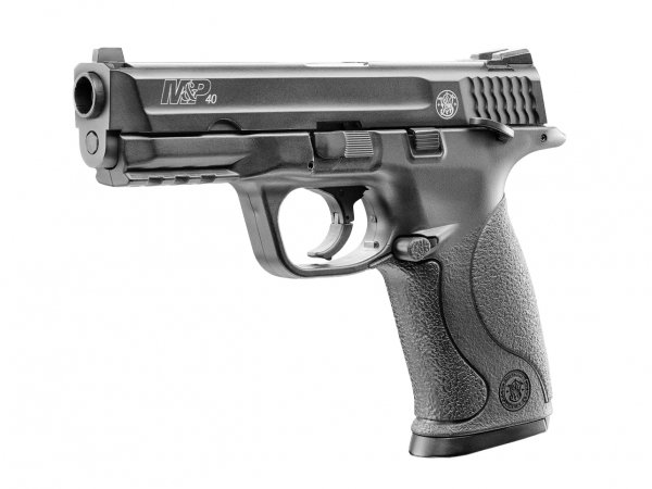 Replika pistolet ASG Smith&Wesson M&P 40 TS 6 mm
