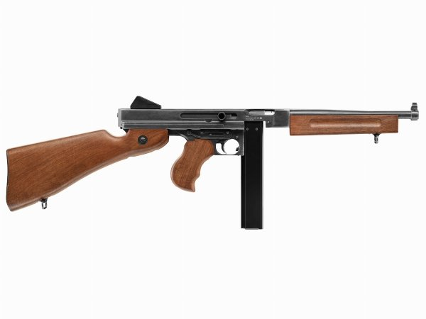 Pistolet maszynowy Legends M1A1 4,5 mm full-auto