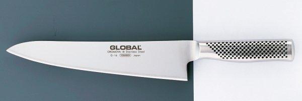 Nóż szefa kuchni 24 cm Global G-16