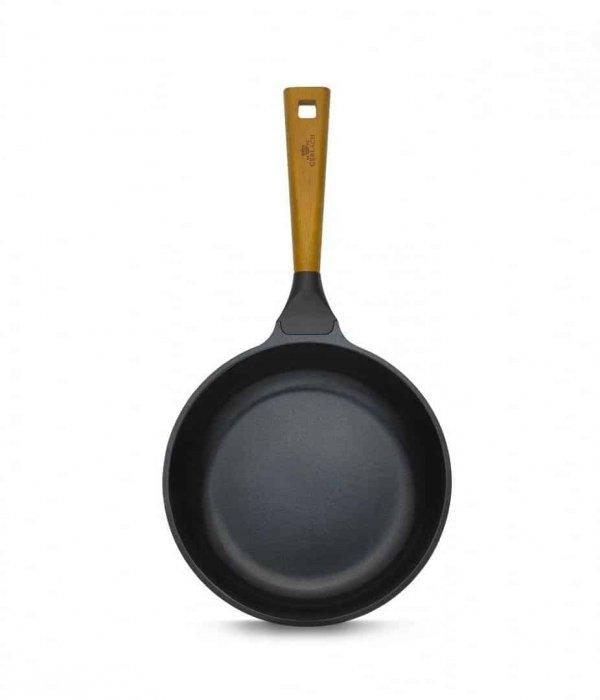 Gerlach Patelnia z powłoką ceramiczną Natur 28 cm