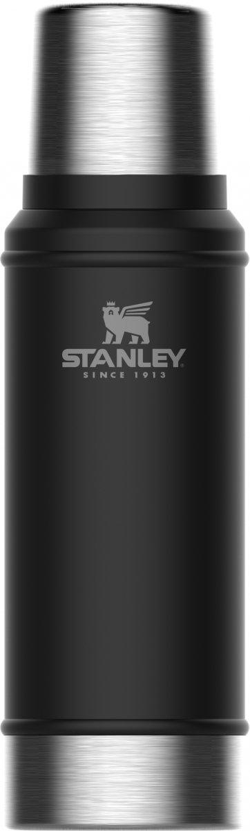 Termos stalowy LEGENDARY CLASSIC - czarny 0.75L / Stanley