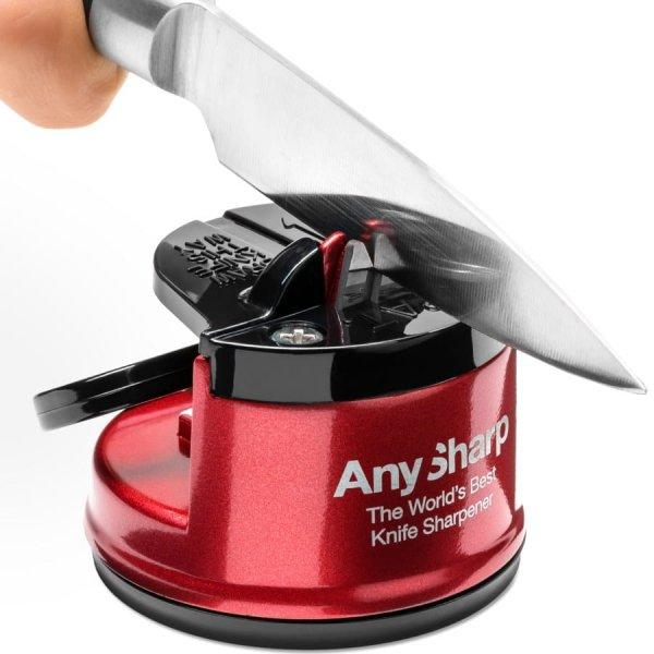Ostrzałka AnySharp PRO Red